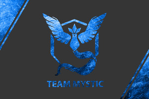 Team Mystic Pokemon GO Art