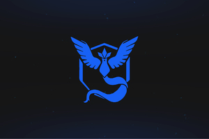 Team Mystic Pokemon GO Wallpaper