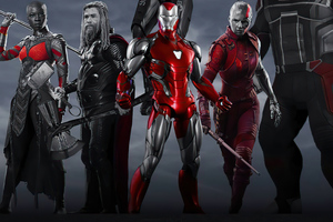 Team Stark 5k