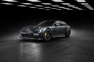 Techart Porsche Panamera 2021