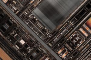 Technical Inferno 4k Wallpaper