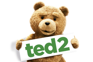 Ted 2 Movie Poster Wallpaper