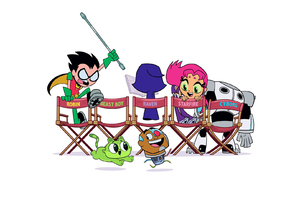 Teen Titans Go To The Movies 2018 Movie