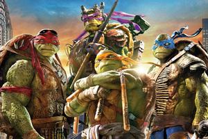 Teenage Mutant Ninja Turtles Movie 8k Wallpaper