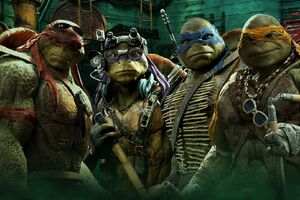 Teenage Mutant Ninja Turtles Movie 2 Wallpaper