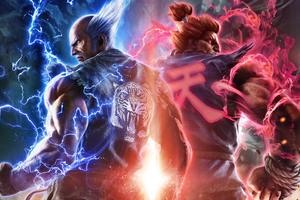 Tekken 7 Fated Retribution Wallpaper