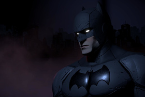 Telltale Batman 4k