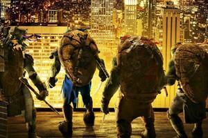Tennage Mutant Ninja Turtles Wallpaper