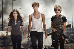 Terminator 6 2019 Movie Wallpaper