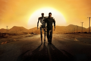Terminator Dark Fate 2019 Wallpaper