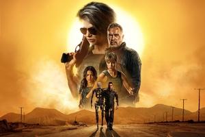 Terminator Dark Fate 8k 2020