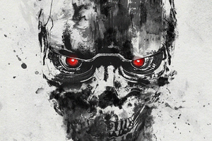 Terminator Dark Fate Poster 4k Wallpaper