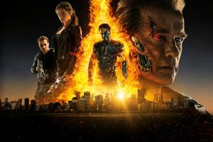 Terminator Genisys 5k Wallpaper