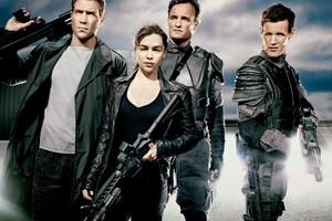 Terminator Genisys HD Wallpaper