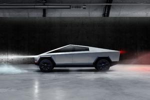 Tesla Cybertruck 2022 New Wallpaper