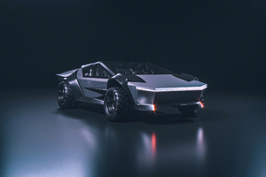 Tesla Cybertruck 4k2019 Wallpaper