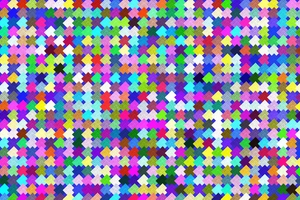 Texture Colorful Abstract Pattern 4k