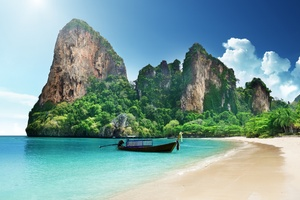 Thai Beach Wallpaper