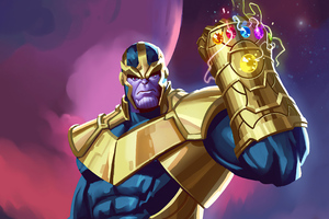 Thanos 2020 4k