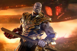Thanos 2020