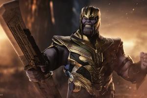 Thanos 4k2020