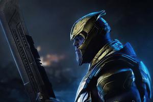 Thanos 4knew 2020 Wallpaper