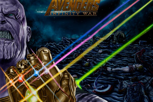 Thanos Always Wins Wallpaper