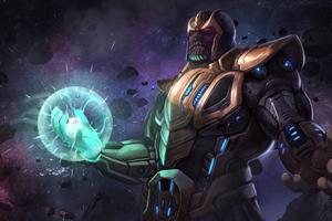 Thanos Artwoks Wallpaper