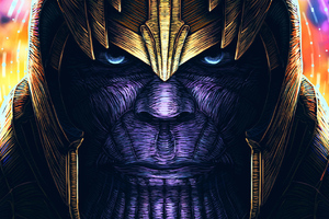 Thanos Artworks