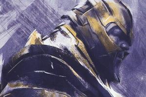 Thanos Avengers Endgame 2019