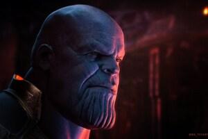 Thanos Avengers EndGame Wallpaper