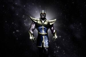 Thanos Cool Artwork