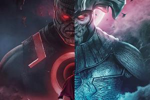Thanos Digital Artwork