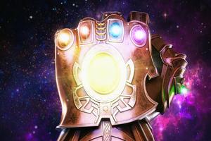 Thanos Infinity Gauntlet 4k 2020 Wallpaper