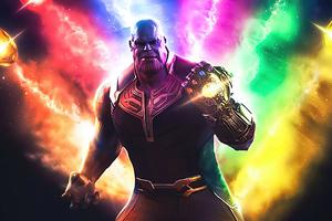 Thanos Infinity Stones 4k