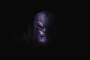Thanos Minimalism 2020 4k Wallpaper