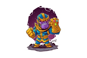 Thanos Minimalist