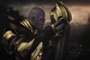 Thanos New 2020