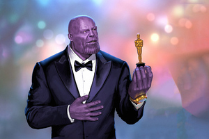 Thanos Oscar Wallpaper