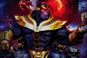Thanos The Destroyer