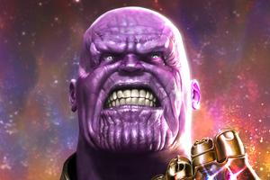 Thanos When I Am Done