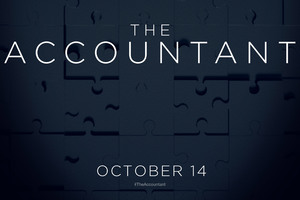 The Accountant Movie Poster 2016