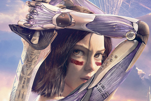 The Alita Battle Angel 2020 Wallpaper