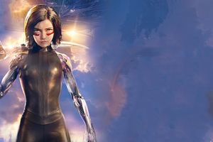 The Alita Battle Angel 4k 2019