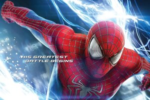 The Amazing Spider Man 2 Movie