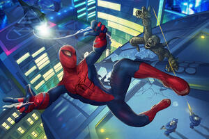 The Amazing Spider Man Art