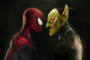 The Amazing Spider Man Vs Green Goblin 5k