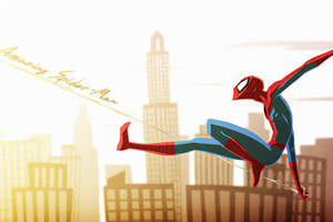 The Amazing Spiderman Art