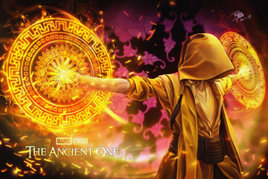 The Ancient One Wallpaper