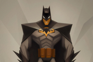 The Angry Batman